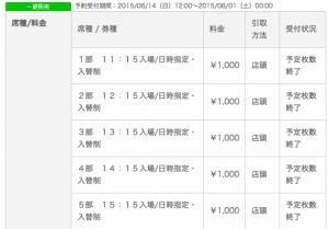 大野智FREESTYLE ローソンチケット販売サイトのフロー図06